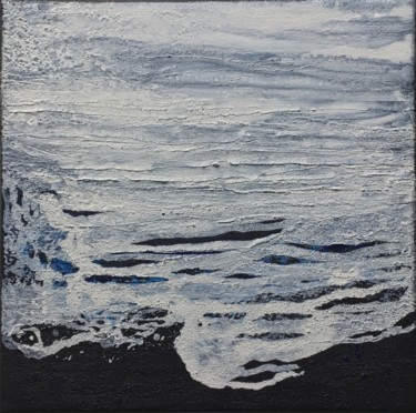 Black Sand Beach #2021 Ready to hang - Free shipping